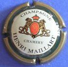 muselet capsule de champagne H.MAILLART n°3