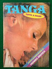 NEW SUPER TANGA n.22 1980 Rivista erotica (ITA) Editoriale Calypso