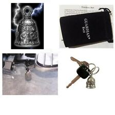 IT'S A GIRL! MOTORCYCLE BIKER GUARDIAN BELL PROTECT YOUR RIDE FROM EVIL SPIRITS