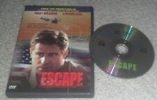 Escape aka Human Cargo (DVD, 1999) Treat Williams SUPER RARE HTF OOP DVD Version