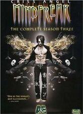Criss Angel MindFreak - The Complete Season Three 3 NEW