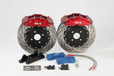 Opel Vauxhall Astra J / Corsa D Front 304mm 6-pot PB Big Brake kit BBK