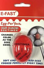 Egg Timer Boil Colour Changing Kitchen Cook Heat Perfectly Useful