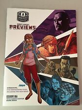 COMIC CON SDCC 2017 INSIGHT COMICS PREVIEW COMIC BOOK