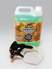 AMMO.243 WATER BASED CONCENTRATED MOTORCYCLE DEGREASERCLEANER SUPER POWERFUL 5LT