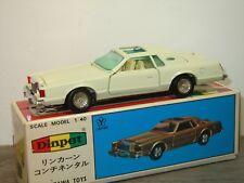 Lincoln Continental - Diapet Yonezawa Toys G-84 Japan 1:40 in Box *34541