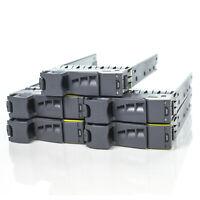 "Lot of 5 NetApp 92097-04 3.5"" HDD Hard Drive Tray Caddy SP-279A-R5 108-00156+B3"