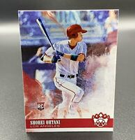 Shohei Ohtani RC 2018 Panini Diamond Kings #76 Los Angeles Angels MLB