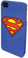 Superman - iPhone 4  - iPhone 4S - Hülle - Cover - Schutz - Case