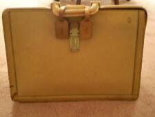 Vintage Hartmann Gladstone Professional Belting Leather Lawyers Briefcase