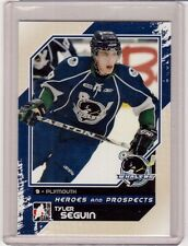 TYLER SEGUIN 10/11 ITG Heroes and Prospects #11 Pre-Rookie Plymouth Whalers Card