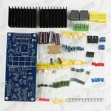 IRS2092 IRFB4019 class D Power amplifier board relay protection 300W kit