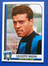 FIGURINA TUTTA L'INTER 1945/1986 - GIUSEPPE MADINI - new