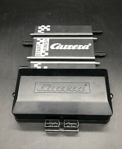 Carrera Go Track Start Finish Straight Controller Control 141324