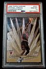 """1998 Topps Chrome Michael Jordan HOF """"Champion Spirit"""" #CS1 Chicago Bulls PSA 10"""