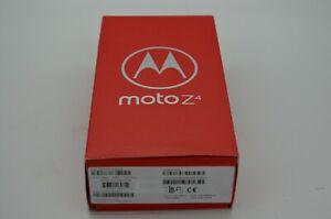 Motorola Moto Z4 - 128GB - Flash Gray (Verizon/Unlocked/AT&T) Smartphone Great!