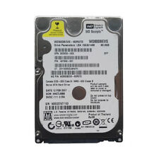"Western Digital 80GB 5400RPM WD800BEVS-22RST0 SATA 2.5"" Laptop HDD Hard Drive"