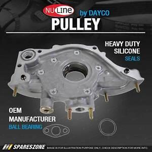1 x Nuline Tensioner Pulley for Hummer H1 6.5L V8 OHV 16V EFI Diesel