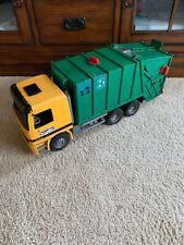 Bruder Mercdes Benz Garbage Truck Toys German