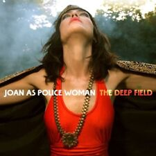 JOAN AS POLICE WOMAN - THE DEEP FIELD  CD NEW
