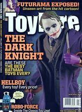 Toyfare Toy Magazine Issue #132 (AUG 2008)
