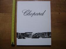 Catalogue Brochure THE WORLD OF CHOPARD Geneve 27 BIJOUX MONTRES