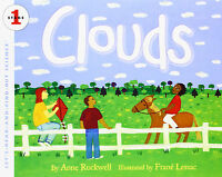 READ & FIND OUT SCIENCE Level 1 Clouds (pb) Anne Rockwell - Learn about weather