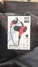NEW Altec Lansing Waterproof Sport In-Ear Earphones