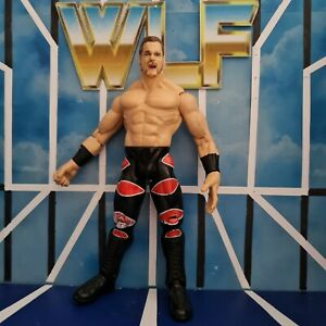 Chris Benoit - Titan Tron Live - WWE Jakks Wrestling Figure WWF (a)