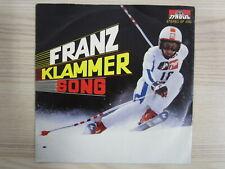Single / JOE UND RAY / FRANZ KLAMMER SONG / AUSTRIA RARITÄT / SWISS PRESS /