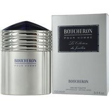 Boucheron Pour Homme By Boucheron  Eau-de-toilette Spray La Collection, 3.3-Ounc