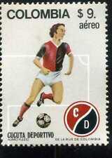 CUCUTA DEPORTIVO,-FUTBOL OF >>  COLOMBIA   MNH 1982