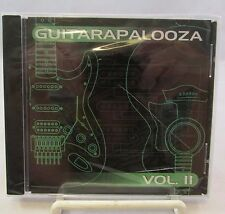 Guitarapalooza Vol II Various Artists Synesthesia Foucher Iseda Steberl & More!