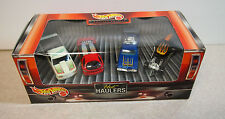 Hot Wheels Special Edition Hot Haulers Set