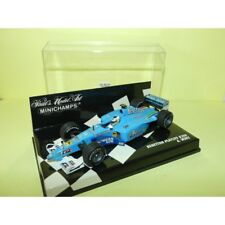BENETTON PLAYLIFE B200 GP 2000 A. WURZ MINICHAMPS 1:43
