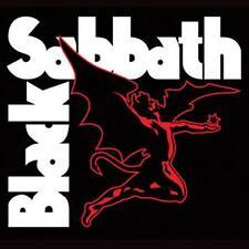 Black Sabbath Demon cork backed drinks mat / coaster (ro)