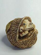 Harmony Kingdom artist Neil Eyre Designs Hedgehog older rare