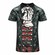 Spiral Gothic Tops & Shirts for Women