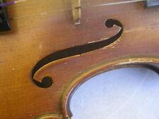 sehr schöne alte Geige ohne Herstellerhinweis