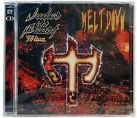 Judas Priest '98 Live Meltdown CD New Sealed Copy 2 CD Set