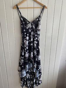 Rihanna for River Island dress, size 12, Short Front, Long Back