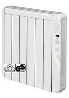 Radiator Heizstrahler Konvektor mit digitalem Thermostat + Wandhalterung 750 W