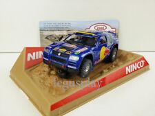 "Scx Scalextric slot Ninco 50380 Volkswagen Touareg ""Dakar '05"""