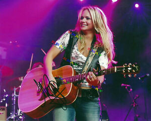 MIRANDA LAMBERT 8x10 Autographed Signed Photo Reprint