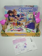 1994 Electronic Enchanted Palace Game by Milton Bradley, Talking, 3D,