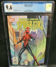 Spider-Girl #57 (2003) Season of the Serpent CGC 9.6 White Pages V900