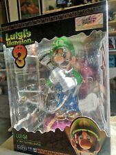first 4 figure Luigi's mansion 3 - luigi figure standard edition