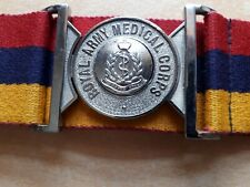 Royal army? medical corps buckle