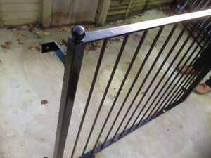 Budget Juliet balcony,metal galv & coated wrought iron railings QUOTE 0NLY.....