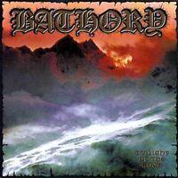 Bathory - BATHORY-TWILIGHT OF THE GODS [CD]